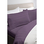 Royal Comfort 1200 Thread Count Double Truffle Luxurious Egyptian sheet set - RRP: $249.00 - Brand New