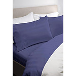 Royal Comfort 1200 Thread Count King Blue Luxurious Egyptian sheet set - RRP: $299.00 - Brand New