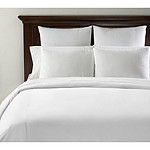Royal Comfort Luxury Egyptian 1000 Thread Count Cotton Queen White Quilt and Pillow Set - RRP $319.00 - Brand New