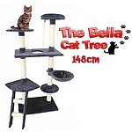 The Bella Cat Tree - RRP $199.00 - Brand New