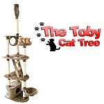 The Toby Cat Tree - RRP $289.00 - Brand New