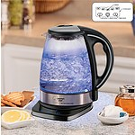 Kitchen Chef Cordless Kettle with Touch Temperature Control - RRP $99.95 - Brand New