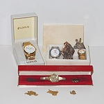 Collection  of Jewellery and Watches, Including Omega and Lorus