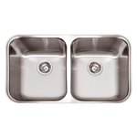New Abey Stainless Steel Sink Set  - RRP=$975.00