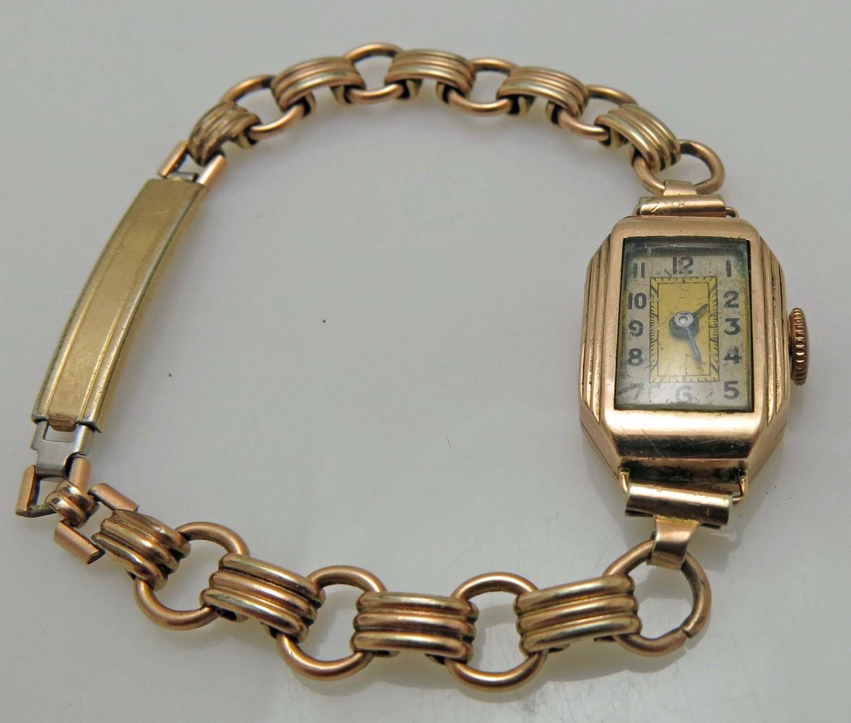 Amex Car Buying >> Vintage 9ct Gold Handley Brand - Lot 857522   ALLBIDS