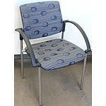 Reception/Visitor Chairs - Lot of 12
