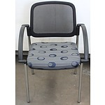 Reception/Visitor Chairs - Lot of Four