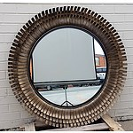 Display Unit - Hand-crafted Centurion Layered Design Mirror