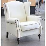 Les Francais Wingback Chair