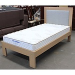 Elliott Clarke Custom Ash King Single Bed