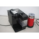 Delonghi Nexpresso Coffee Machine & Milk Frother/Heater