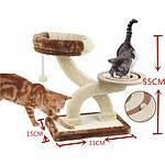 55cm Cat Scratcher Tree - RRP $199.99 - Brand New
