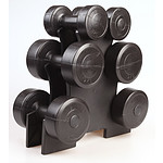 Dumbbell Weight Set - 12KG RRP $49.95 - Brand New