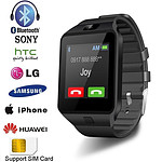 Bluetooth Smart Watch Phone with GSM SIM For Android iPhone & Samsung - Brand New