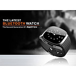 Bluetooth Smart Wrist Watch Phone For IOS Android iPhone Samsung LG HTC