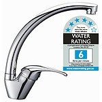 Kitchen Mixer Tap Faucet - Laundry Bathroom Sink RRP $169.95 - Brand New