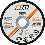 125mm 5 inch Cutting Disc Wheel for Angle Grinder x 100 RRP $129.95 - Brand New