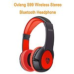 Ovleng S99 Wireless Stereo Bluetooth Headphone - with Warranty