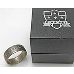 Planchet COIN Ring