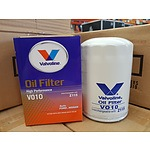 NEW Valvoline High Performance V010 Oil Filters - Lot of 12 - RRP $25-$30 each
