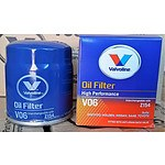 NEW Valvoline High Performance V06 Oil Filters - Lot of 12 - RRP $25-$30 each