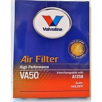NEW Valvoline High Performance VA50 Air Filters - Lot of 6 - RRP $25-$30 each