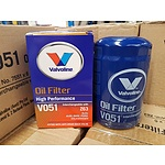 NEW Valvoline High Performance V051 Oil Filters - Lot of 12 - RRP $25-$30 each