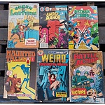 Old Comic Books - Lot of 6