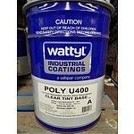 New Wattyl Poly U400 Clear Tint Base Part A - 13.6L