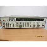 Leader Lsg-216 Standard Signal Generator