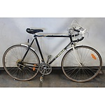 Apollo Clipper 12 Speed Black Road Bike