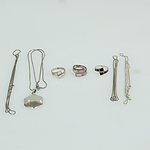 Collection of 925 stamped Jewellery