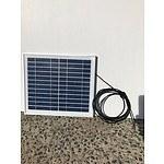 12Watt Solar Panel - Brand New - RRP: $45