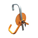Wheel Clamp RRP $84.95 - Brand New
