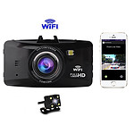 Wi-Fi Dashboard with Dual Front & Rear Cameras - Brand New