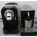 Nespresso Gemini CS100 Automatic Coffee Machine & Accessories
