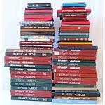 67 Stamp Albums