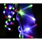 100 Solar Power LED Colour Christmas Lights - RRP $149.00 - Brand New