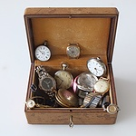 Collection of Watches and Pocket Watches