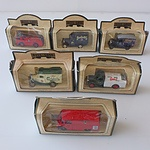 Collection of Twelve Days Gone Model Cars, Including Castrol, US Army Air Force, Carlsberg, Waterman and More
