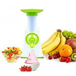 2 in 1 Salad Slice Maker and Frozen Fruit Ice Cream Maker - RRP $159.99 - Brand New