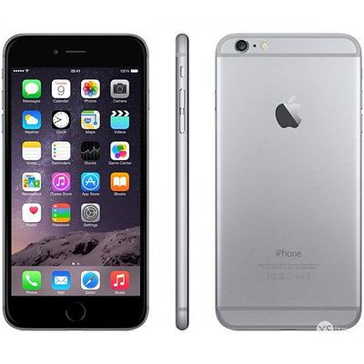 Ex lease iPhone 6 64GB Silver with 3 month warranty + ' image'