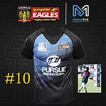 Gungahlin Eagles 2017 Charity Round Jersey #10