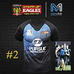 Gungahlin Eagles 2017 Charity Round Jersey #2