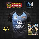 Gungahlin Eagles 2017 Charity Round Jersey #7