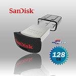 Sandisk CZ43 Ultra Fit USB 3.0 (SDCZ43-128G) 128GB USB Flash Drive - With Warranty