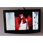 """Voxson 24"""" LCD Television With Wall Mount Bracket"""