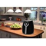 3.4 Litre Black Air Fryer with Bonus Tray - RRP $369 - Brand New