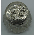 Sterling Silver Choir of Angels Rouge Pot