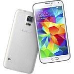 Samsung Galaxy S5 Mobile Phone White
